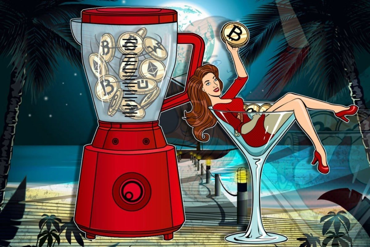 List of 10 top coin mixers